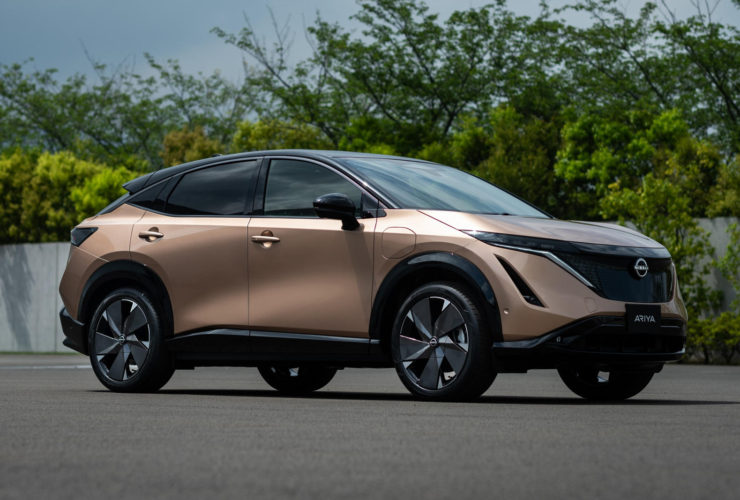 2021-nissan-ariya-first-look-review:-electrification-never-looked-this-good
