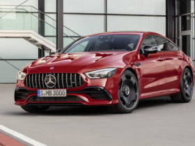 2021-mercedes-amg-gt-43-4-door-first-look-review:-performance-blitz
