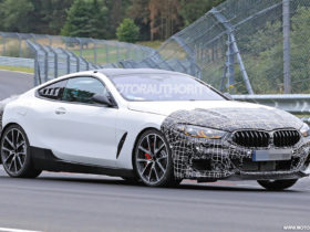 bmw-spied-testing-mid-engine-platform