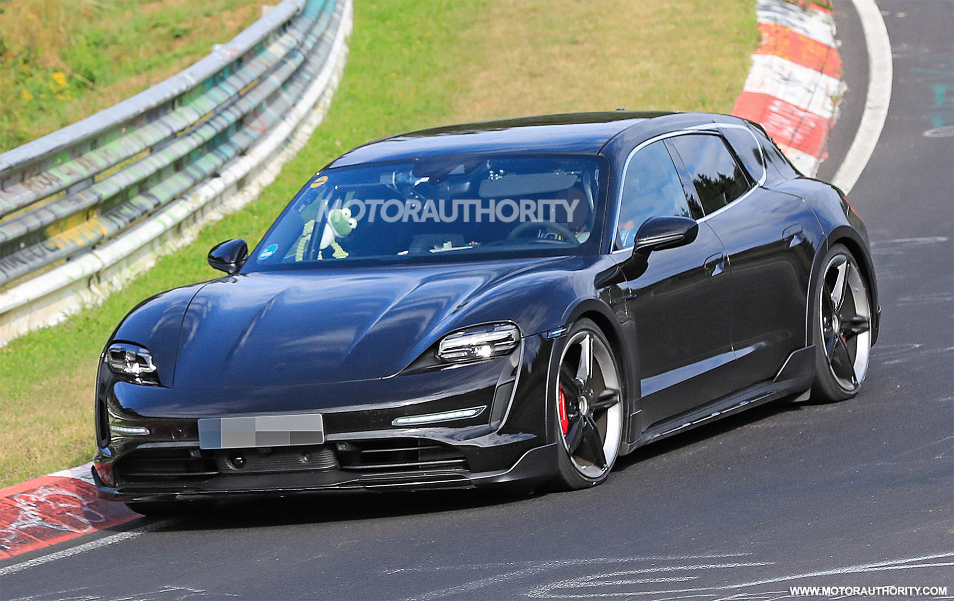 2021 Porsche Taycan Cross Turismo Spy Shots Electric Wagon Coming Up Soon Viruscars