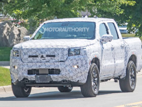 2021-nissan-frontier-spy-shots:-long-overdue-redesign-on-the-way
