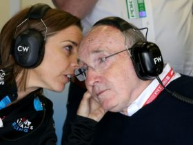 frank-&-claire-williams-stepping-down-from-williams-f1-team