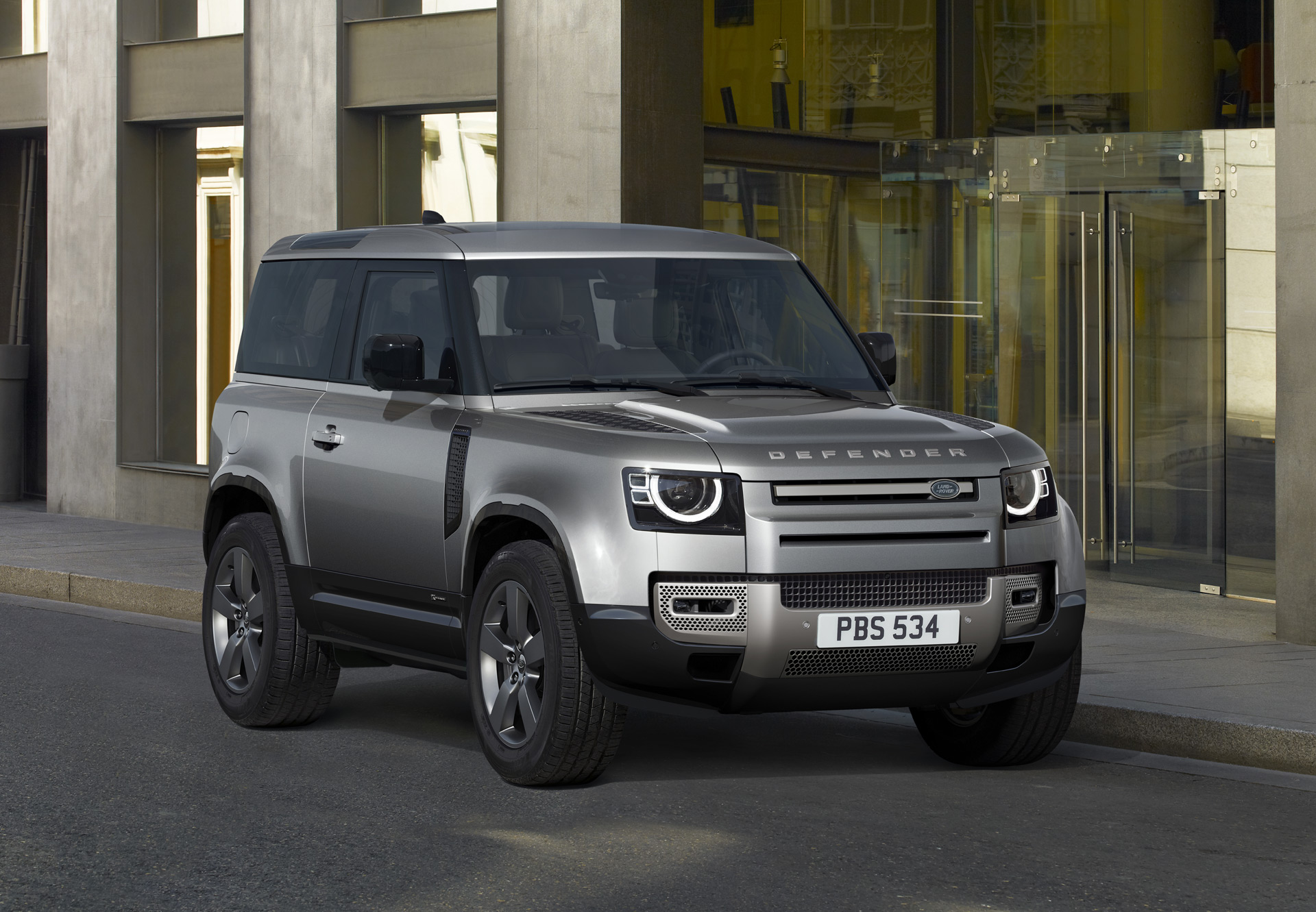 2021 Land Rover Defender announced with new X-Dynamic ...