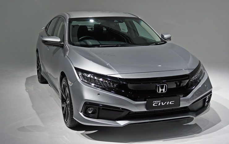 malaysian-army-chooses-honda-civic-for-military-police-duties