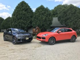 2020-porsche-cayenne-coupe-s-vs.-2020-bmw-x6-m50i:-a-$200,000-battle-of-performance-crossovers