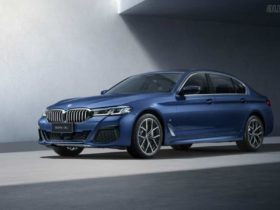 bmw-5-series-facelift-gets-stretched-for-china