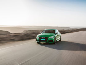 spied:-audi-rs3-sedan-lookin'-green-while-lapping-the-'ring