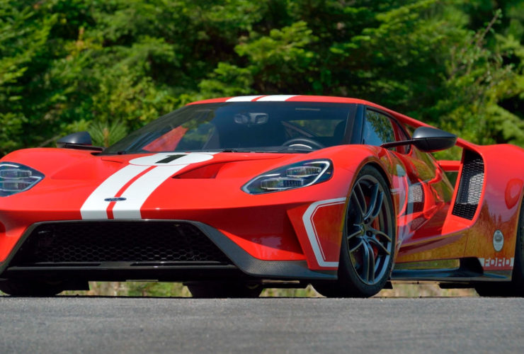 for-sale:-2018-ford-gt-'67-heritage-edition