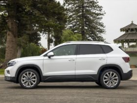 first-drive:-2022-volkswagen-taos-small-suv-shows-big-promise