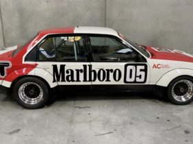 peter-brock's-championship-winning-1980-holden-vb-commodore-to-be-auctioned