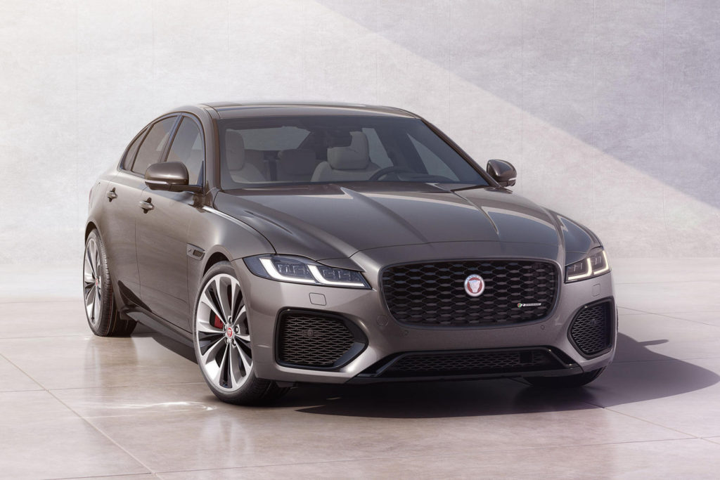2021 Jaguar XF First Look Review: The Cat Strikes Back | VirusCars