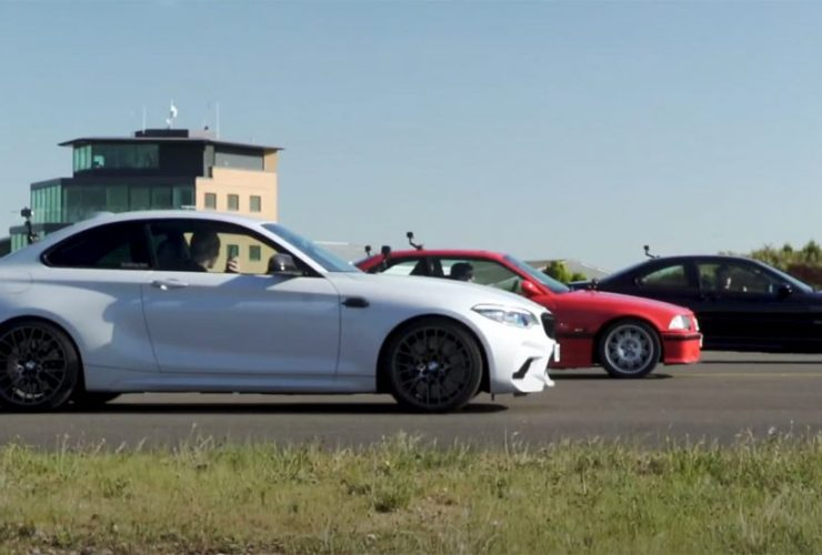 bmw-e36-m3-and-e46-m3-have-an-impressive-showing-against-an-m2-competition