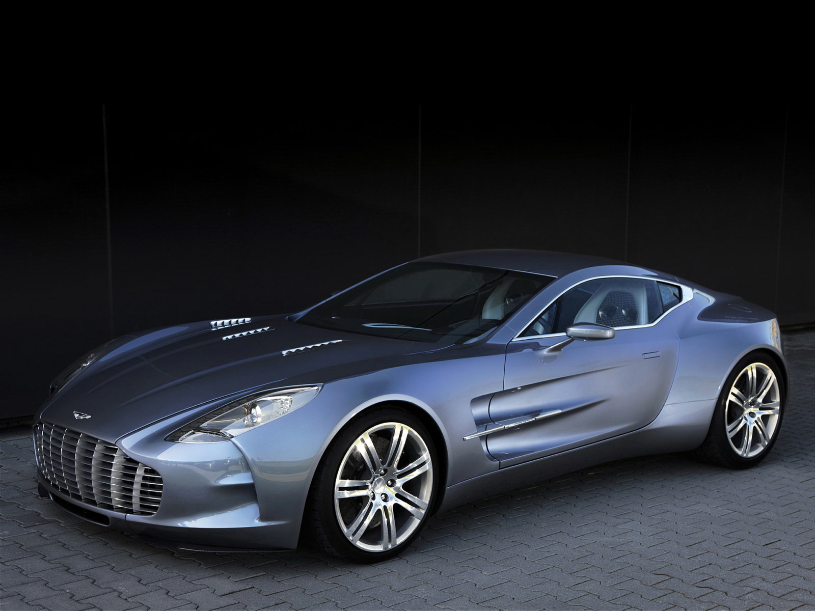 2010 Aston Martin One 77 Wallpapers Viruscars