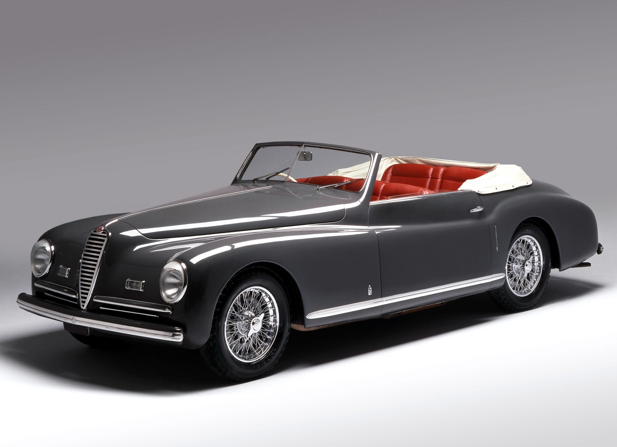 1947 Alfa Romeo 6c 2500 Ss Cabriolet Wallpapers Viruscars