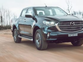 2021-mazda-bt-50-scores-five-stars-for-safety,-loses-points-for-pedestrian-protection