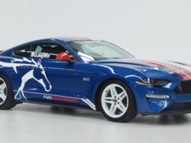 promotional-ford-mustang-to-be-auctioned-for-charity