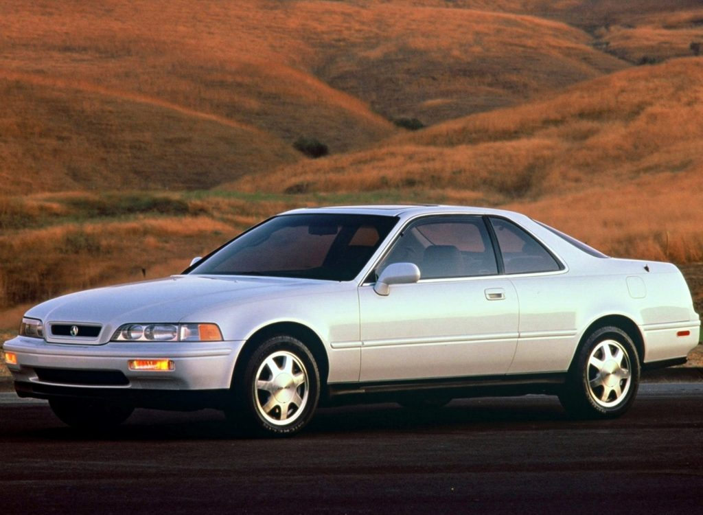 1990 Acura Legend Coupe Wallpapers | VirusCars