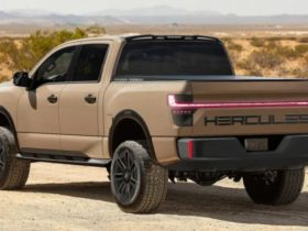 hercules-alpha:-the-750kw-electric-nissan-pick-up