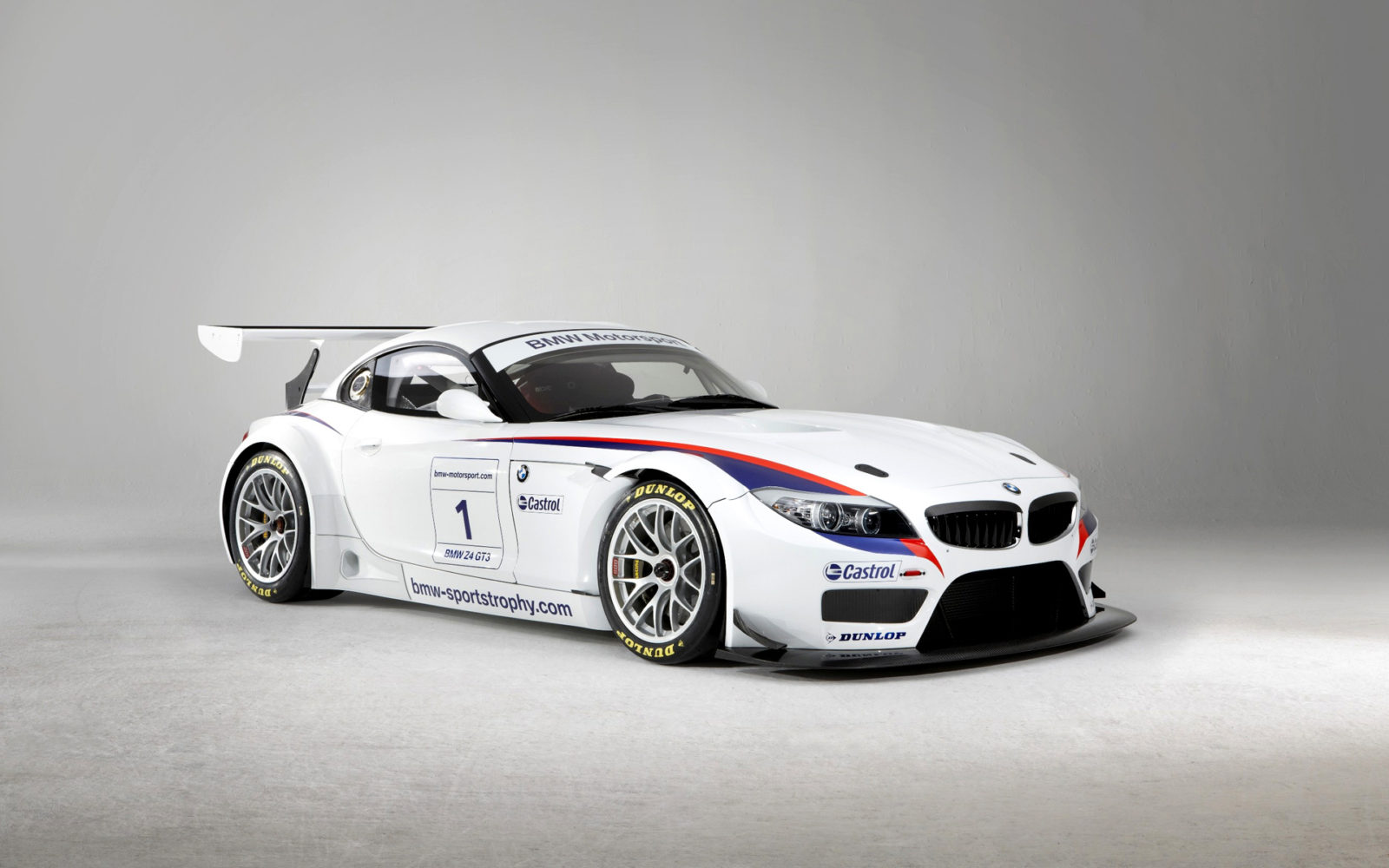 2010 Bmw Z4 Gt3 Wallpapers Viruscars