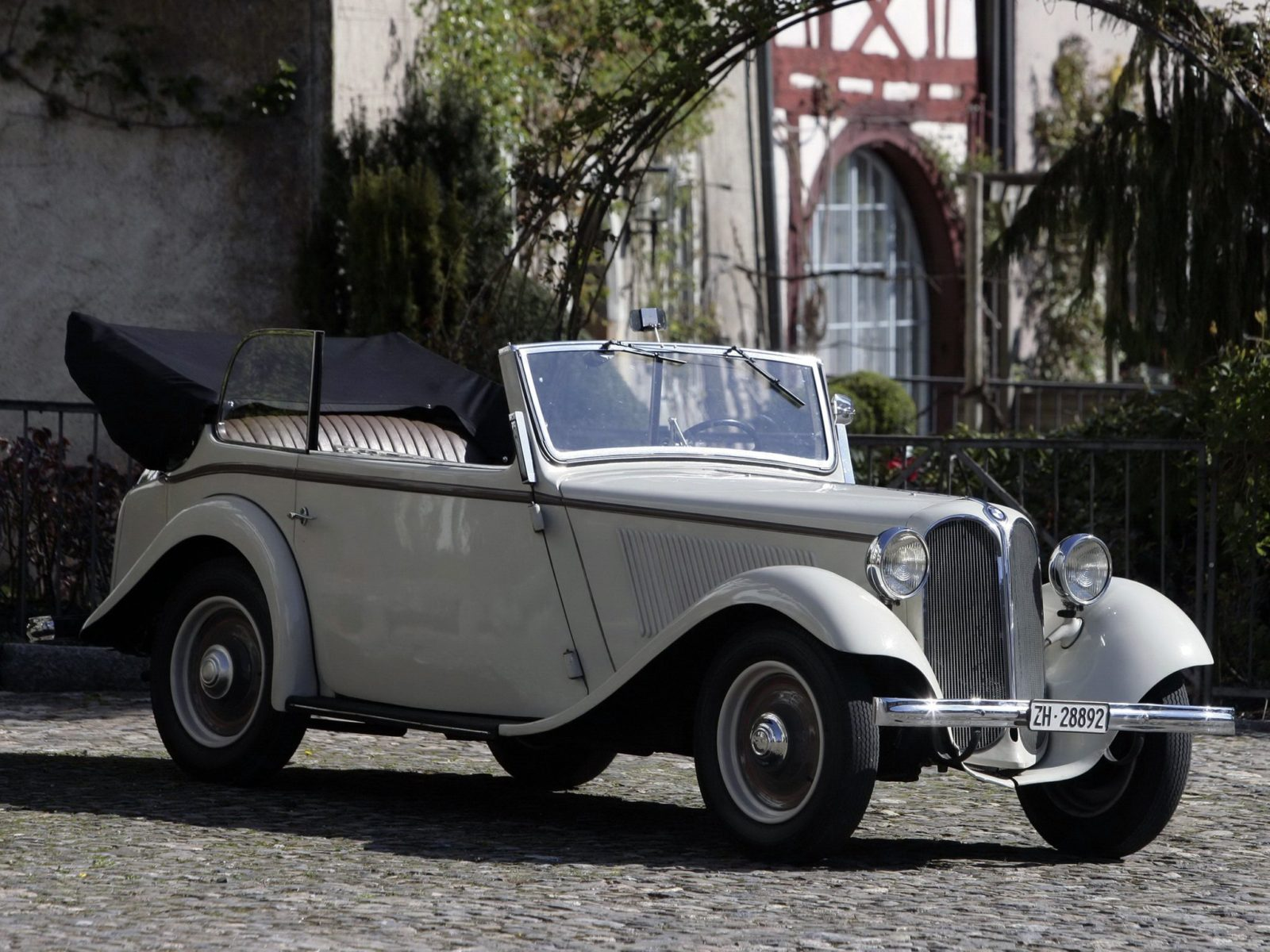 1933 BMW 303 Wallpapers | VirusCars