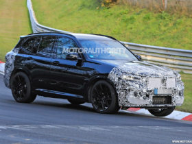 2022-bmw-x3-m-spy-shots:-new-look-coming-for-high-performance-suv