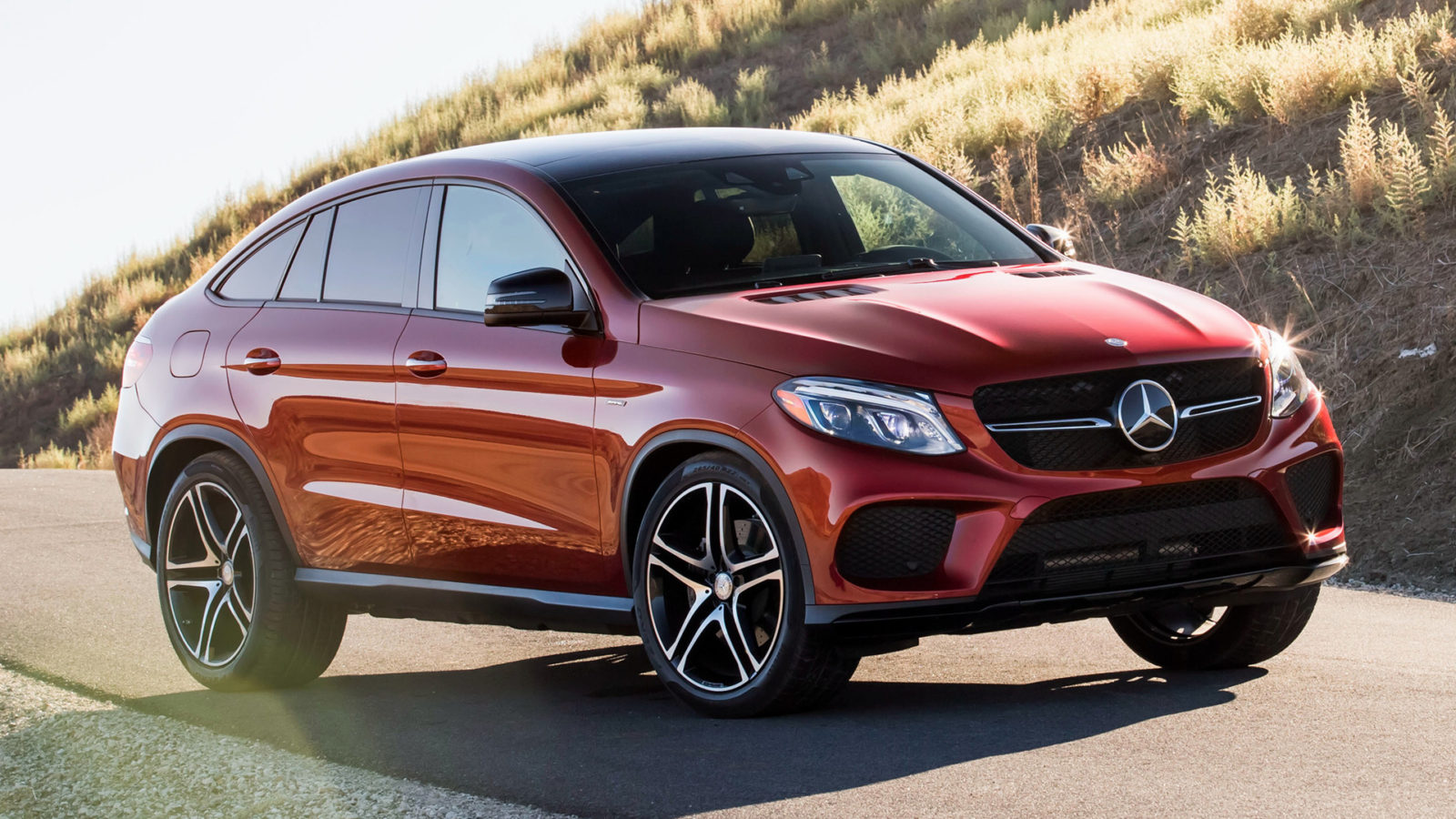 2016 Mercedes Benz Gle 450 Amg Coupe Wallpapers Viruscars