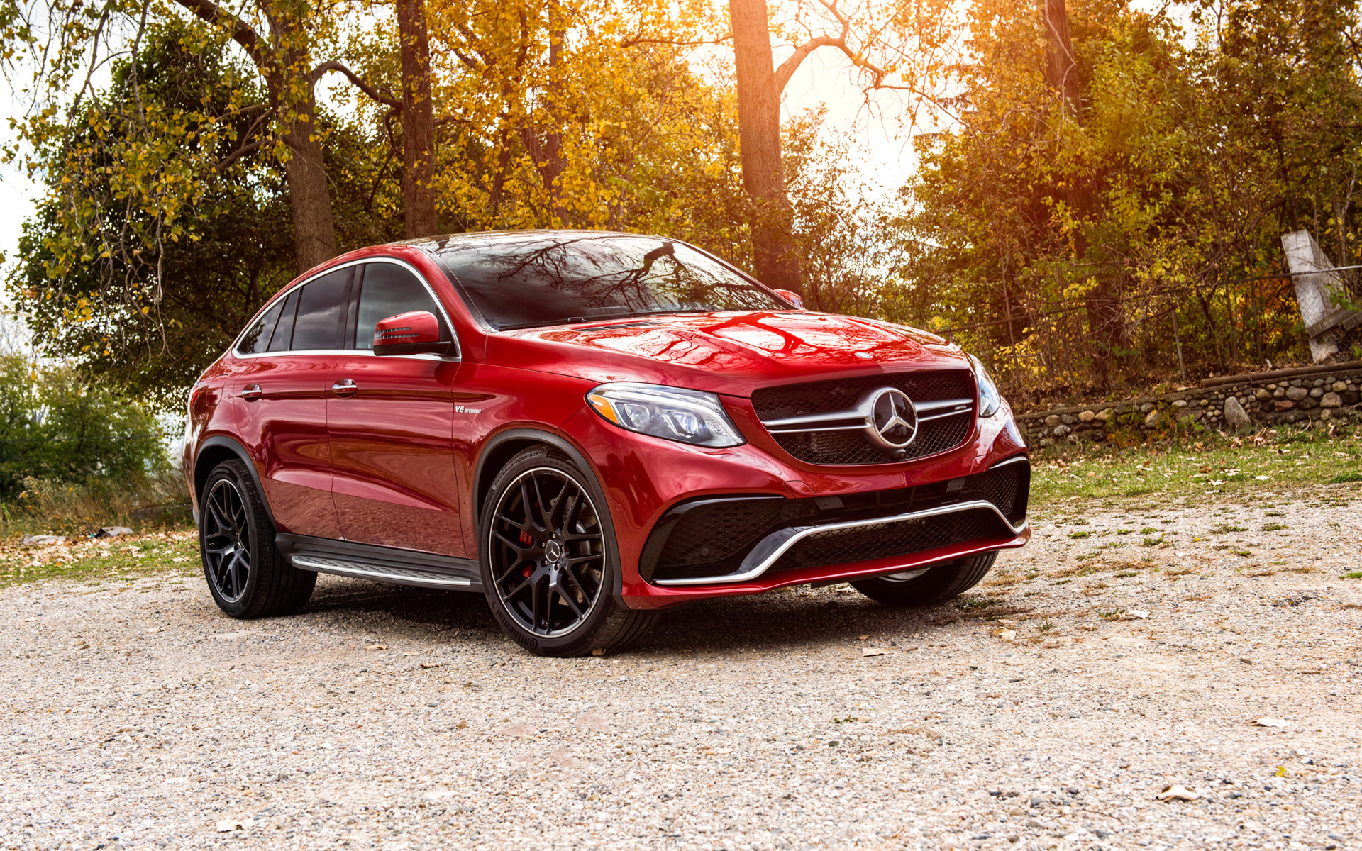 2016 Mercedes Benz Gle 63 Amg Wallpapers Viruscars