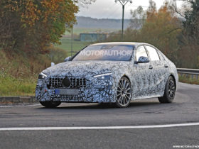 2022-mercedes-amg-c53-spy-shots:-c43's-replacement-spotted