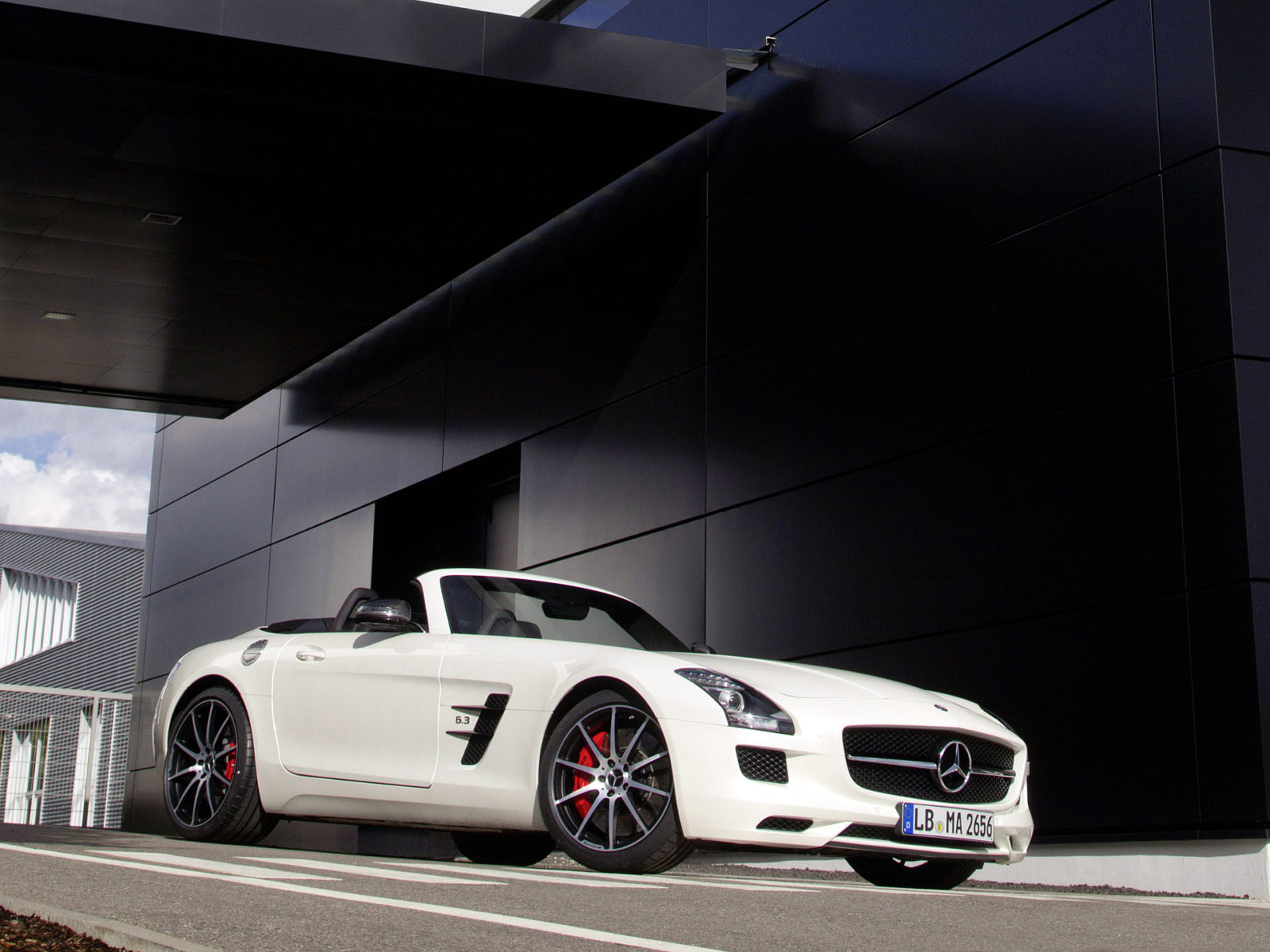 2013 Mercedes Benz Sls Amg Gt Wallpapers Viruscars