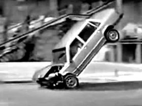 when-volvo-drove-a-car-off-a-building-for-a-crash-test-(w/video)
