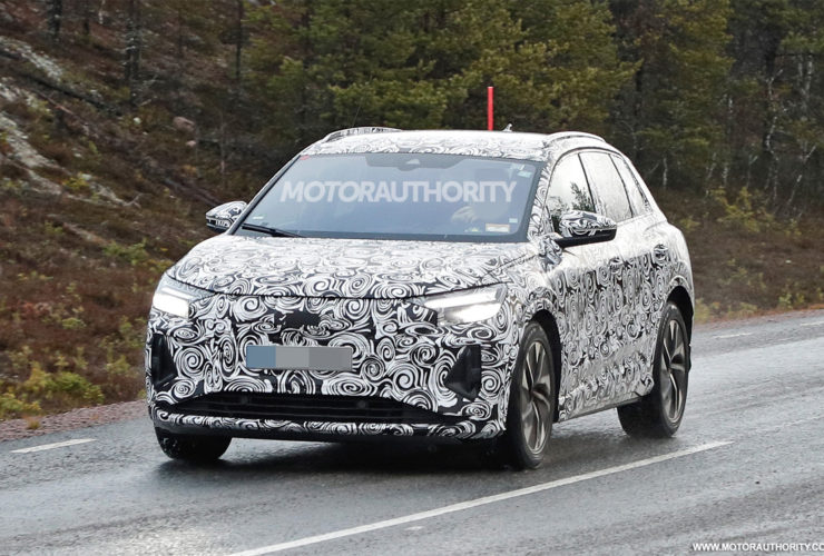 2022-audi-q4-e-tron-spy-shots:-compact-electric-suv-coming-up-shortly