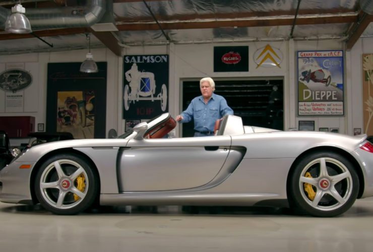 jay-leno's-porsche-carrera-gt-wasn't-the-most-reliable-car