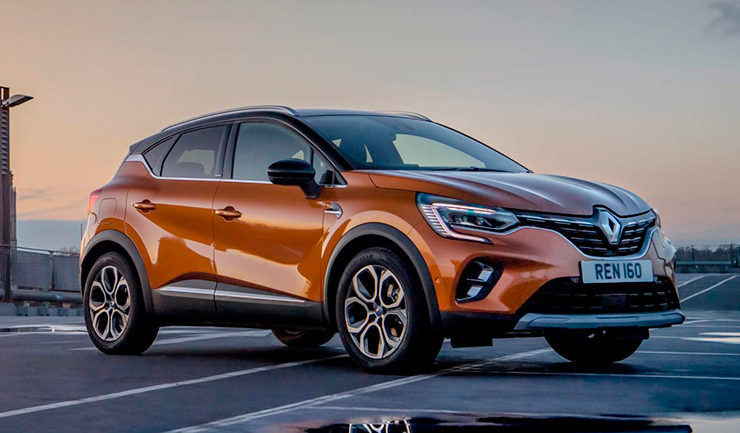 renault-has-announced-the-prices-and-equipment-of-the-new-captur