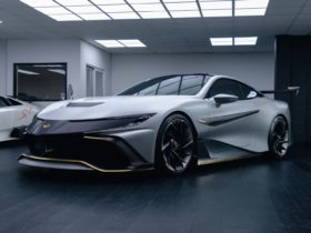 startup-unveils-1,048-hp-super-coupe-that-looks-like-a-gt3-race-car