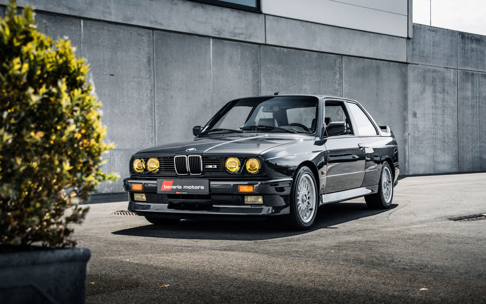 1987 Bmw E30 M3 Wallpapers Viruscars