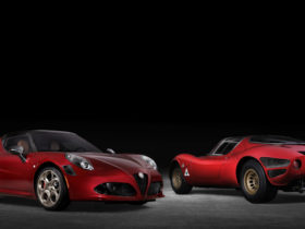 alfa-romeo-4c-bows-out-after-2020,-will-go-out-with-33-stradale-tributo-special