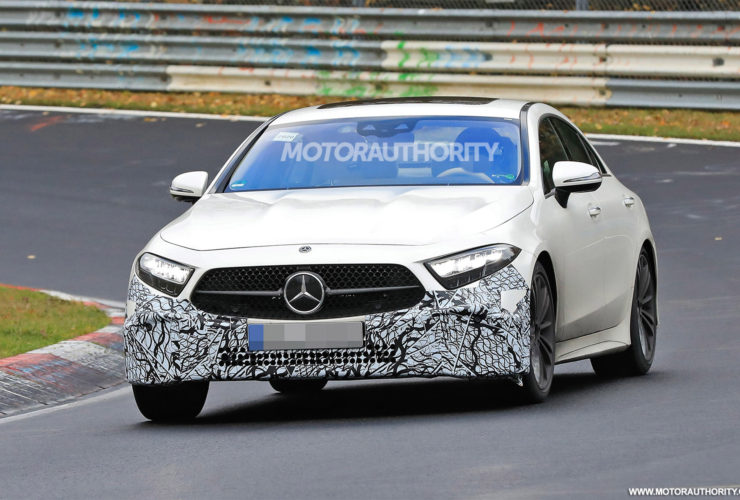 2022-mercedes-benz-cls-class-spy-shots:-mild-update-on-the-way