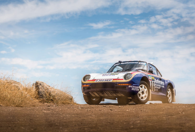deep-dive:-porsche-959-paris-dakar