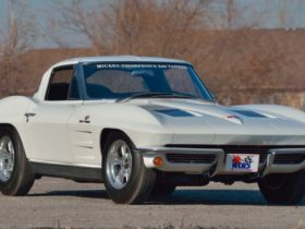 mickey-thompson's-1963-chevrolet-corvette-z06-is-headed-to-auction