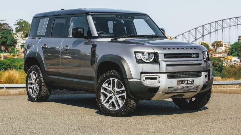 2021 Land Rover Defender 110 P400 S on-road review   VirusCars