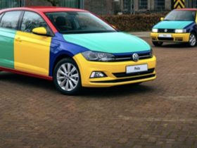 volkswagen-polo-harlequin:-colourful-classic-revived