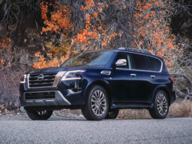 2021-nissan-armada-first-drive-review:-a-new-suit-and-extra-muscle