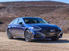 2021-hyundai-sonata-n-line-first-drive-review:-fierce-fun-with-four-doors