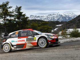 1-2-finish-for-toyota-in-monte-carlo-rally,-record-8th-win-for-sebastian-ogier