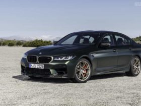 bmw-m5-cs-debuts-with-less-weight,-more-power
