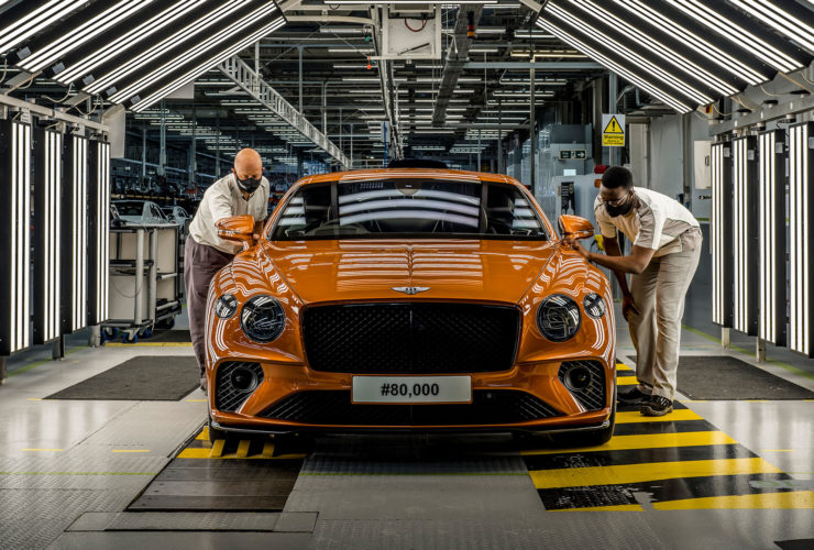 bentley-just-built-the-80,000th-continental-gt-in-crewe