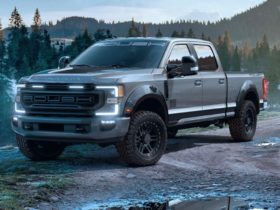 2021-ford-super-duty-gets-roush-styling,-suspension-upgrades