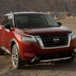 2022-nissan-pathfinder:-eight-seater-suv-revealed