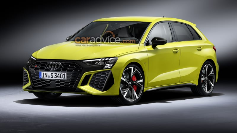2022-audi-rs3-rendered:-five-cylinder-hero-imagined-from-spy-photos