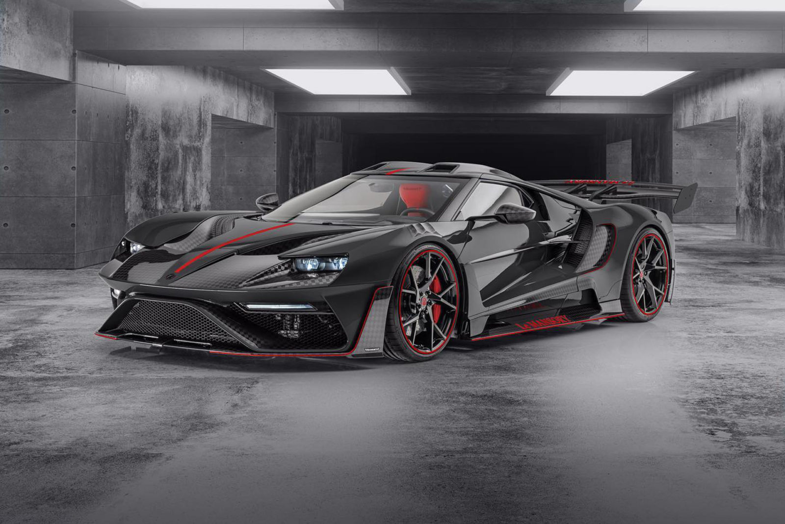 mansory-reveals-second-of-three-rebodied-ford-gt-supercars
